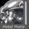 Metal Mario Image
