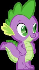 Spike oh hey te sonic-d4owxpd