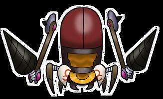 Hermech Crab PX