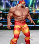 Hulk Hogan alternate attire