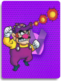 PowerCardWario SeaDragon