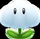 SMG2 Cloudflower