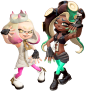 Splatoon 2 Off The Hook