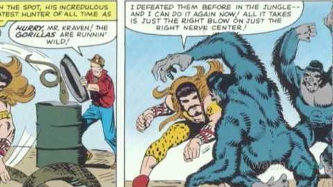 Supervillain Origins Kraven The Hunter-0