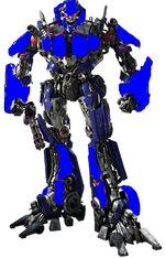 Truckius Prime Robot