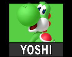 Yoshi Smash 5