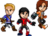 Super Smash Bros. Rise of Sakurai/Characters