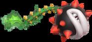 0.3.Spiky Piranha Plant Headbutting