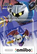 Amiibo - SSB - Meta Knight - Box