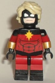 Captain Marvel (Mar-Vell) (Lego Batman 4)