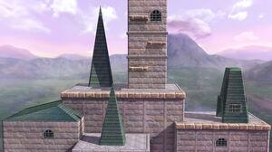 Hyrule Castle SSBU
