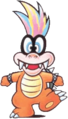 Iggy Koopa (without scepter)- Super Mario Bros. 3