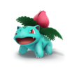 Ivysaur smash bros trophy render by nibroc rock-d9u0v1n