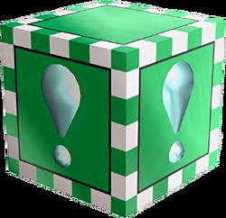 Metal Box Icon