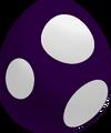 Navy Baby Yoshi Egg