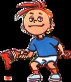 Nintendo Power Nester