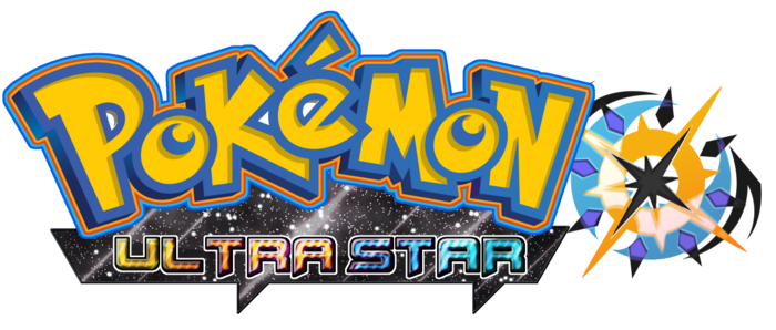 Pokemon Ultra Star Logo