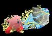 12.Lightning Boulder Kirby