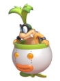2.1.Iggy Koopa in his Clown Car