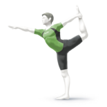 ACL - SSBSwitch recolour - Wii Fit Trainer 4