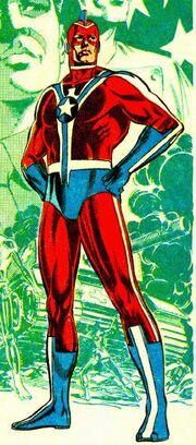 Commander Steel (Hank Heywood Sr) (DC Comics)