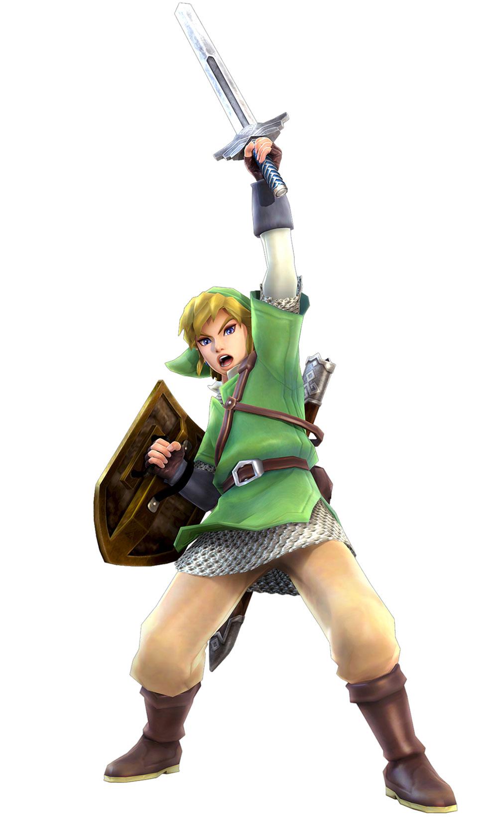 Hw Link Skyward Sword