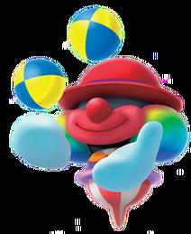 KTD Clown artwork
