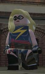 Ms Marvel (Lego Batman 4)