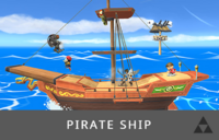 Pirate Ship SSBA