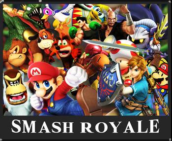 Smash RoyaleSGY