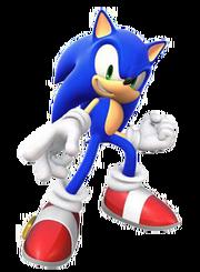 Sonic pose 110