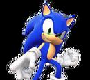 Sonic All Star Racing World of Grand Prix