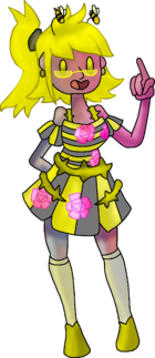 SyinaraWyneColdBlood Costume 7