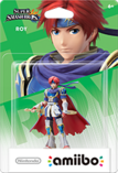 Amiibo - SSB - Roy - Box