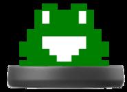 AssembleAmiibo FlipnoteFrog