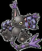 BlackGatomon Digimon