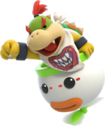 Bowser Jr. - Mario Rabbids Kingdom Battle
