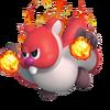 Burningwaddlewing