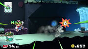 Kidd battle Azure Underground ice flower SWITCH