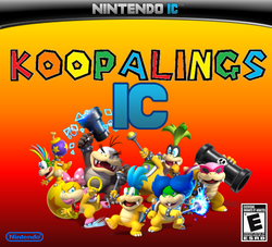 Koopalings IC coverart