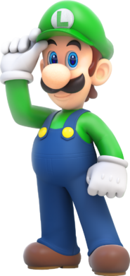 Luigi 2 - RabbidsKingdomBattle