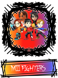 Mii Fighters SSBR