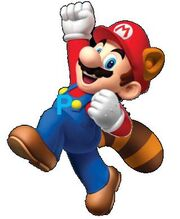 P-Wing Mario