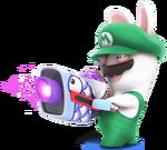 SB2 Rabbid Mario recolor 12