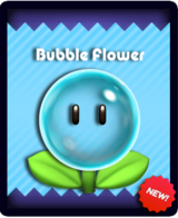 Super Mario & the Ludu Tree - Powerup Bubble Flower