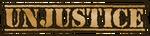 Unjustice Logo