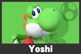 Yoshi mugshoot