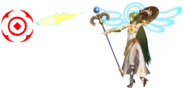 0.8.Palutena using Auto Reticle