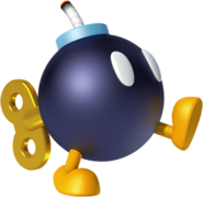 2.BMBR Bob-Omb Artwork 1