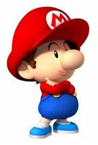 Baby Mario - Mario Kart 8 Wii U
